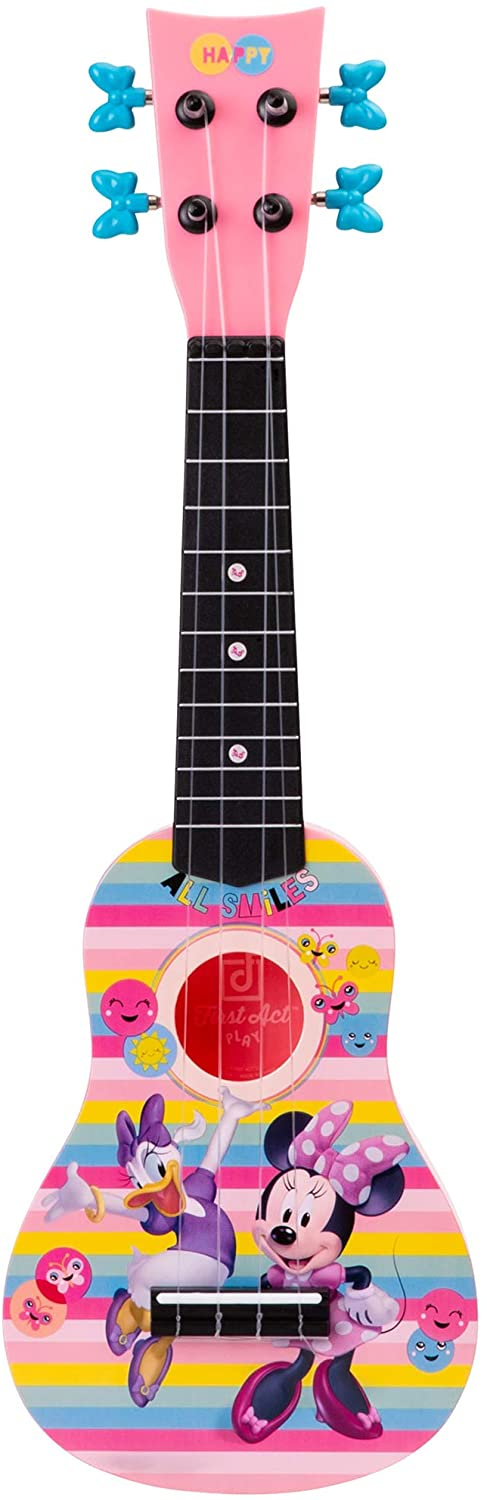 First Act Mickey Mouse Ukuleles