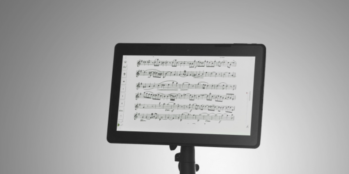 Tablets for Sheet Music