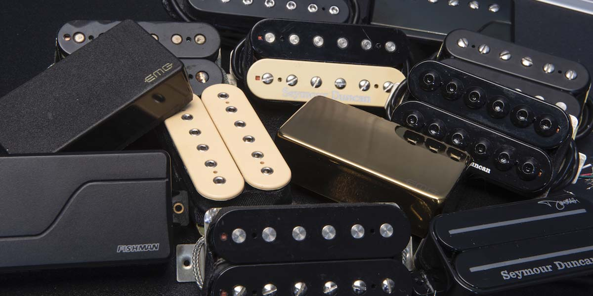 Top 10 Pickups for Metal