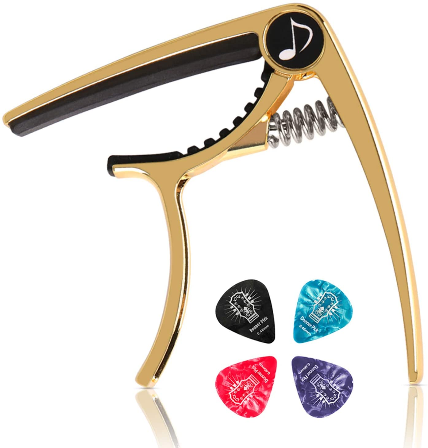 Best Capos for Acoustic Guitar in 2021