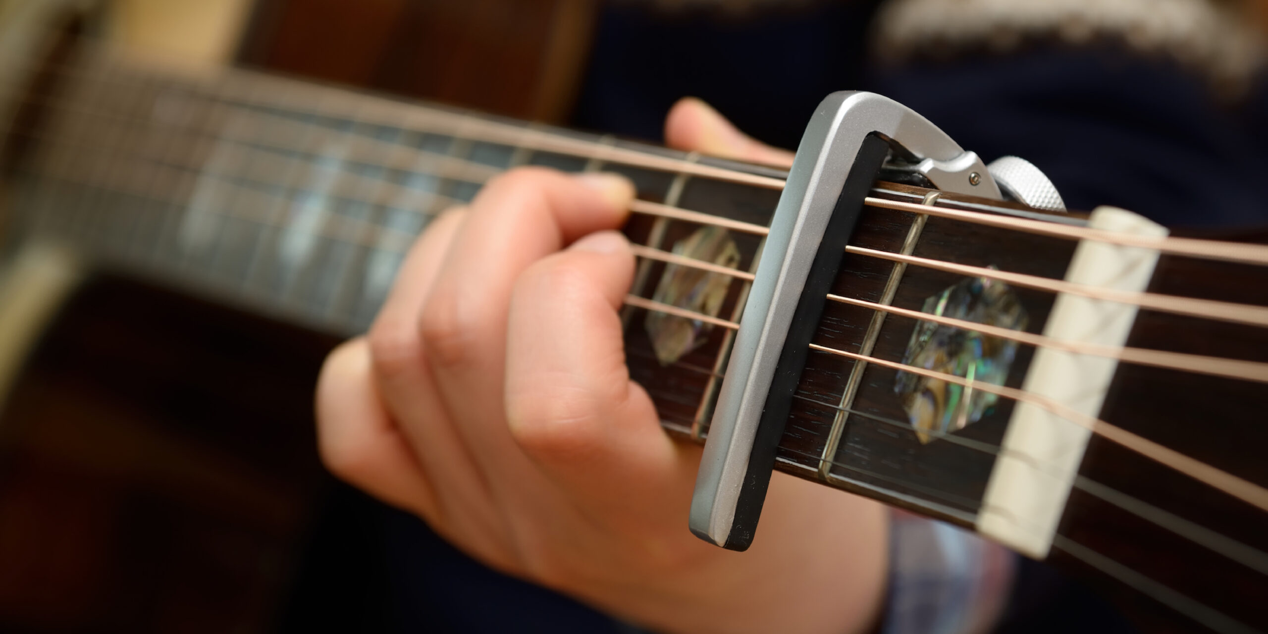 Best Capos for Acoustic Guitar