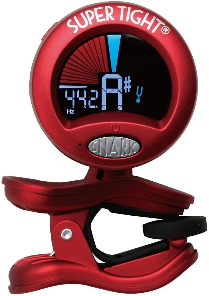 Clip-on Guitar Tuners